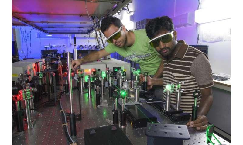 Laser ablation boosts terahertz emission