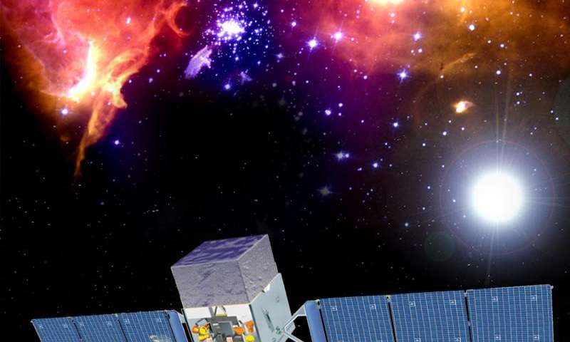 Left-handed cosmic magnetic field could explain missing antimatter