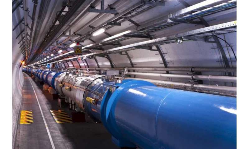 LHC progresses toward higher intensities
