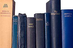 Linguists use the Bible to develop language technology for small languages