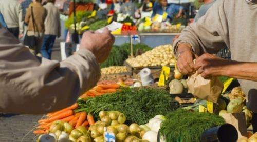 'Locally produced food' means different things to different people