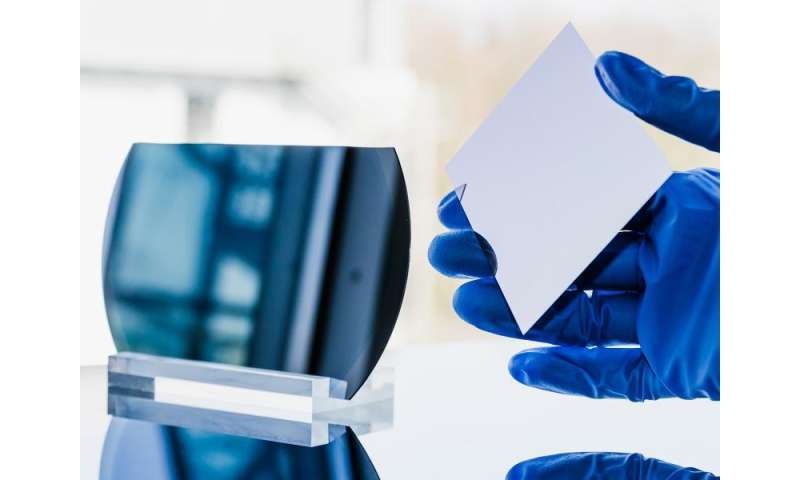 Low-cost wafers for solar cells
