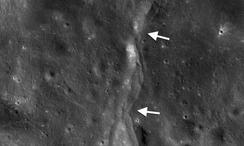 LRO discovers Earth's pull is 'massaging' our moon