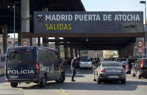 Madrid's city hall said that as of March 1 new traffic and speed restrictions will apply when nitrogen dioxide levels threaten t