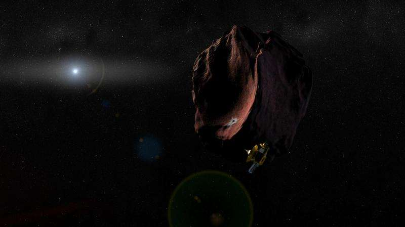 Maneuver moves New Horizons spacecraft toward next potential target
