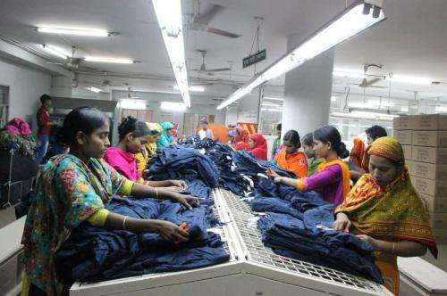 Manufacturing growth can benefit Bangladeshi women workers