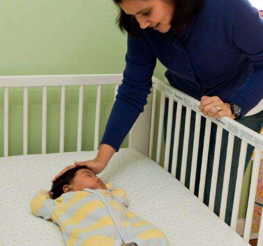 Many new mothers report no physician advice on infant sleep position, breastfeeding