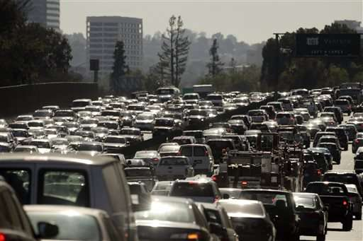 Many options, no single solution to nation's traffic snarls