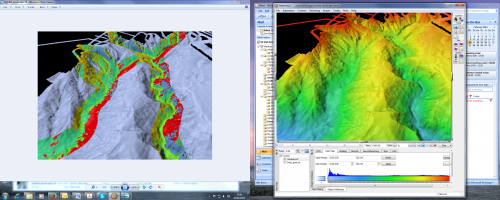 Mapping seascapes in the deep ocean