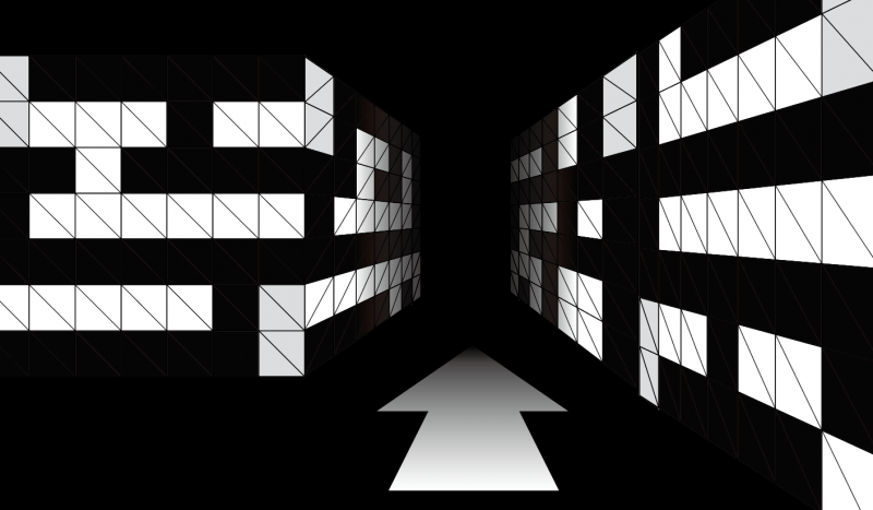 Mazes and brains: When preconception trumps logic