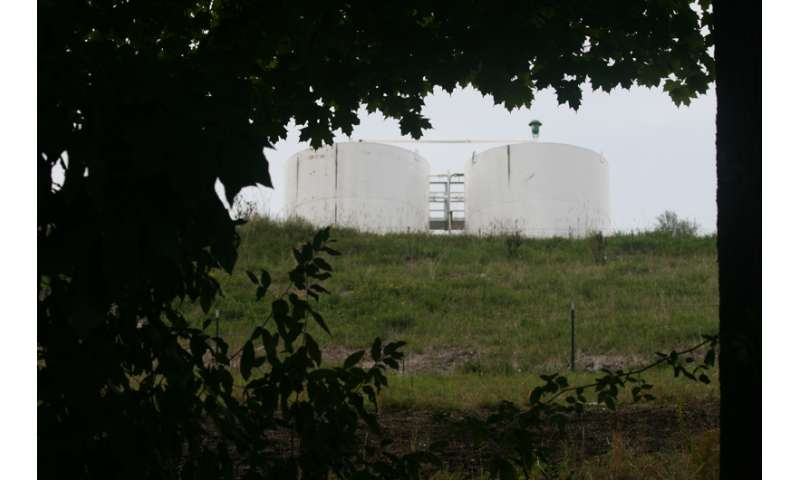 Measuring air quality effects of natural gas extraction in Marcellus Shale region