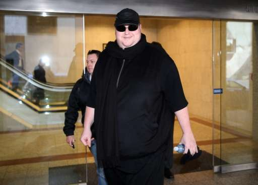 Megaupload founder Kim Dotcom has been fighting in a New Zealand court against extradition to the United States for four years