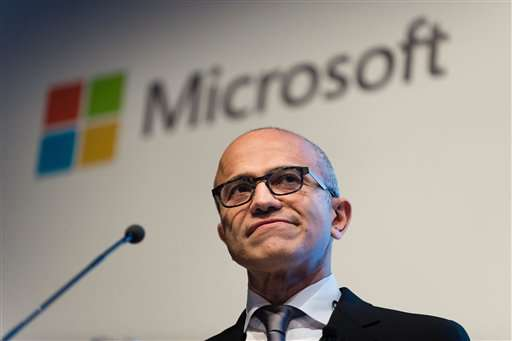 Microsoft to keep German customers' cloud data in country