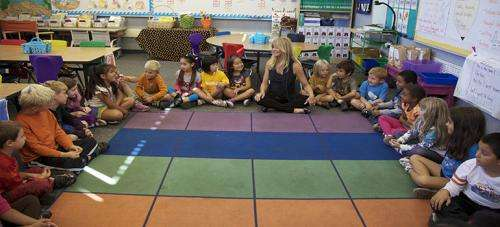 Mindfulness-based program in schools making a positive impact, study finds