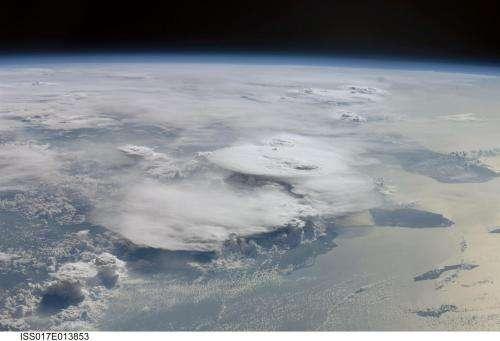 More big storms increase tropical rainfall totals