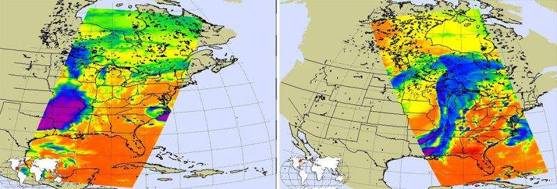 More severe weather in store for middle states in U.S.