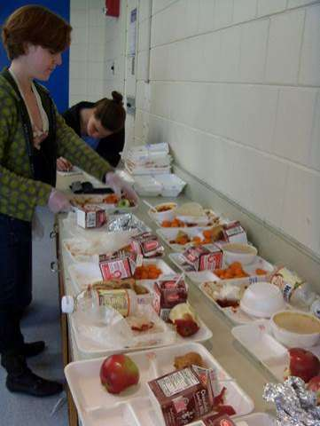 More time for school lunches equals healthier choices for kids