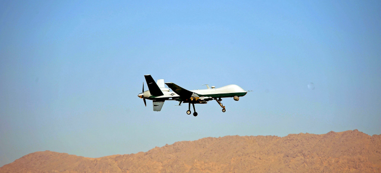 Most people want fully autonomous weapons banned