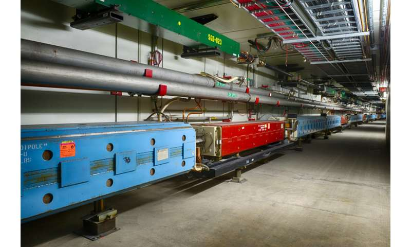 Most powerful high-energy particle beam for a neutrino experiment ever generated