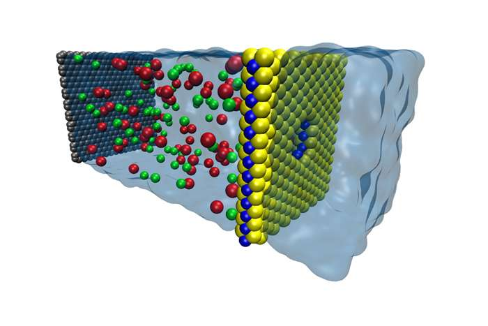 Nanopores could take the salt out of seawater