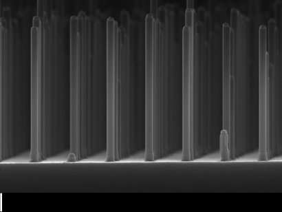 Nanowires give 'solar fuel cell' efficiency a tenfold boost