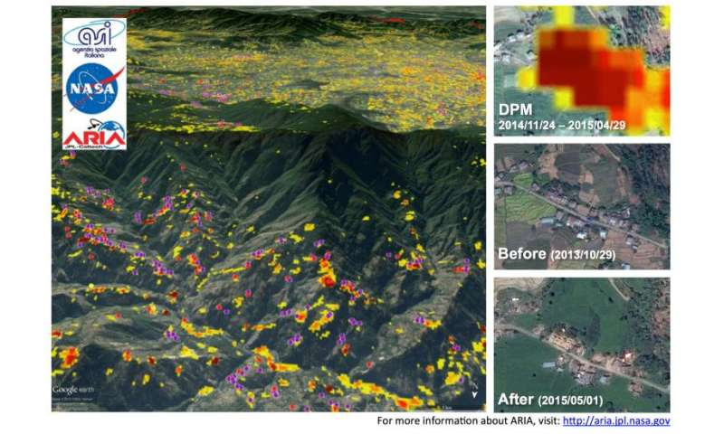 NASA aids response to Nepal quake