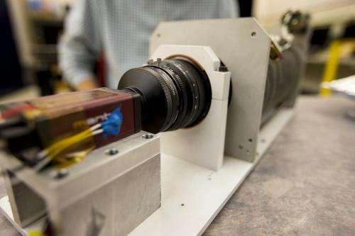NASA engineer advances new daytime star tracker