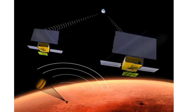 NASA Prepares for First Interplanetary CubeSats on Agency's Next Mission to Mars