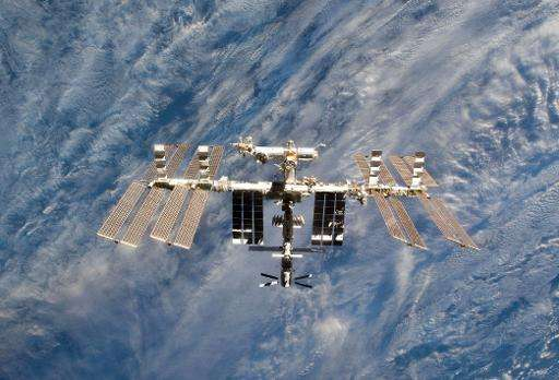 NASA said this marked the fourth time in the history of the space station that astronauts moved briefly into a Soyuz to avoid pa