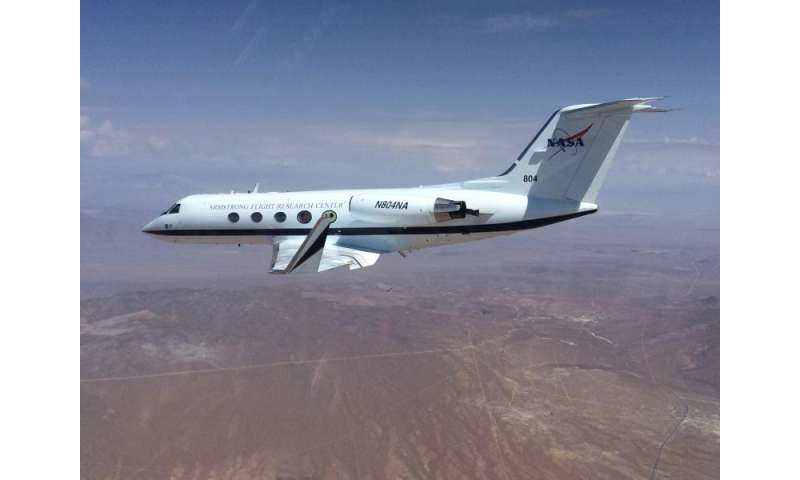 NASA successfully tests shape-changing wing for next generation aviation