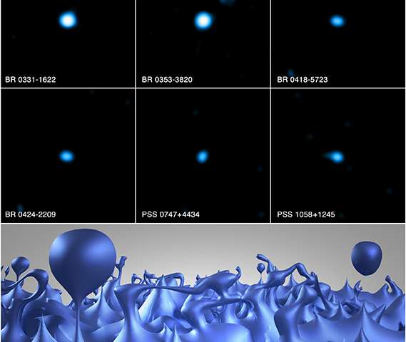 NASA telescopes set limits on space-time quantum 'foam'