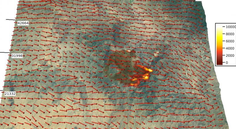 NCAR to develop wildland fire prediction system for Colorado