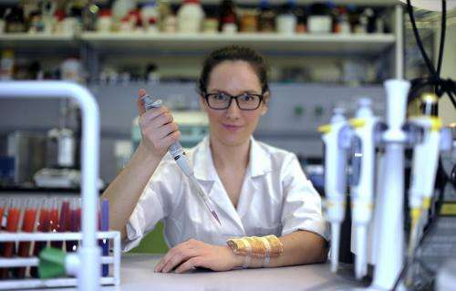 Near-perfect antibacterial materials