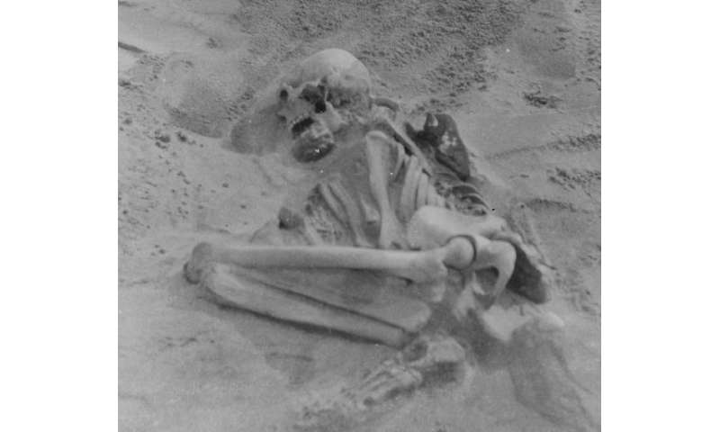 Neolithic skeleton reveals early history of rickets