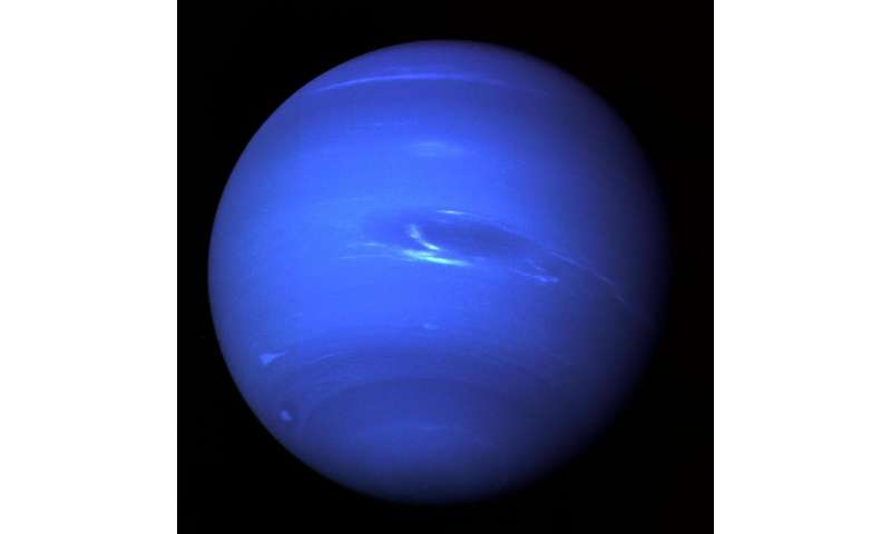 Neptune's badly behaved magnetic field