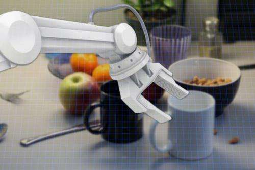New algorithm could enable household robots to better identify objects in cluttered environments