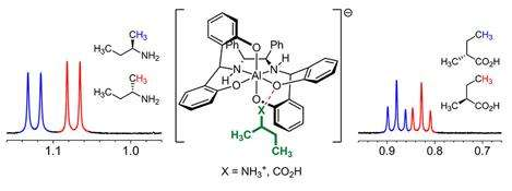 New analysis technique for chiral activity in molecules