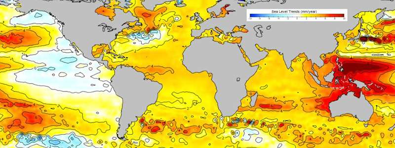 New app explores ice and sea level change through time