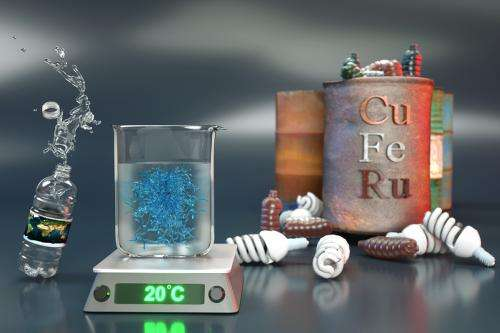 New catalyst process uses light, not metal, for rapid polymerization
