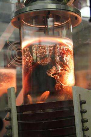 New CMI process recycles valuable rare earth metals from old electronics