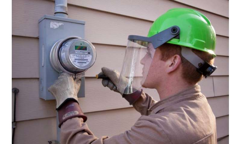 New electricity meters are smart—but are they trusted?