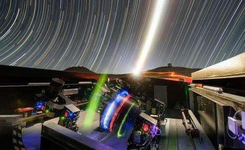 New exoplanet-hunting telescopes on Paranal