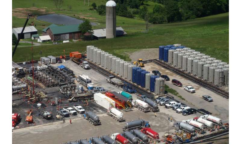 New federal rules on hydraulic fracturing a good start, say experts