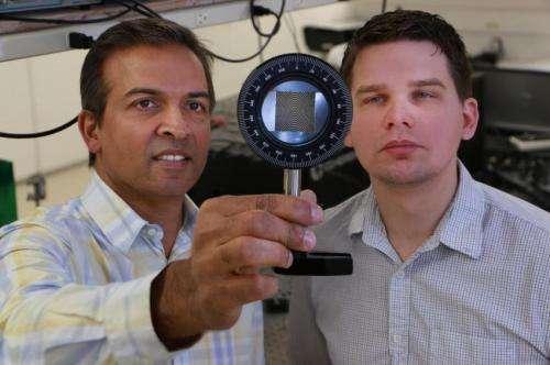 New filter could advance terahertz data transmission