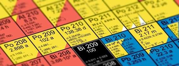 New half-life measurements could improve understanding of heavy elements