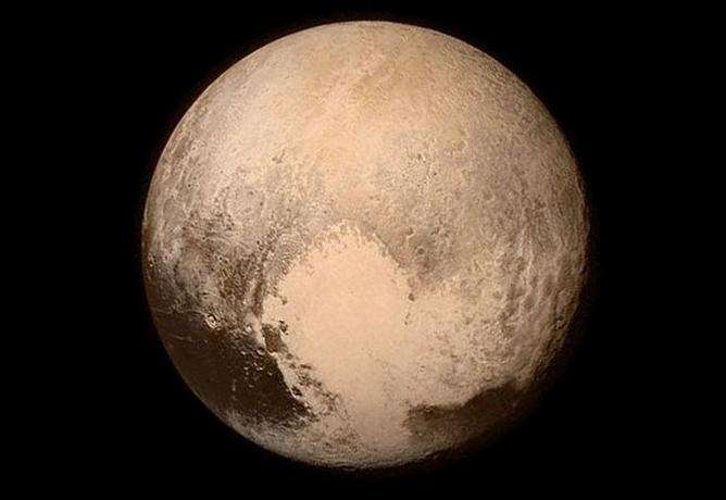 New Horizons finally gets up close with Pluto – for 15 minutes