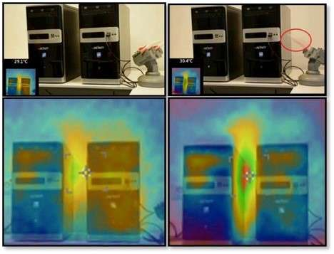 New method to hack air-gapped computers using heat -- Ben-Gurion University research
