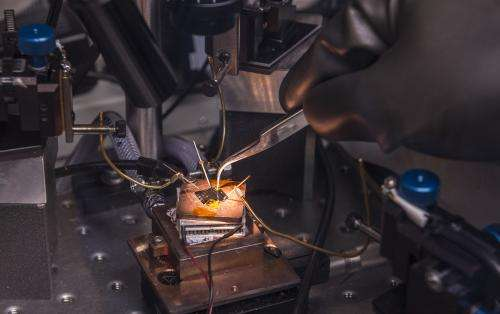 New Solder for Semiconductors Creates Technological Possibilities