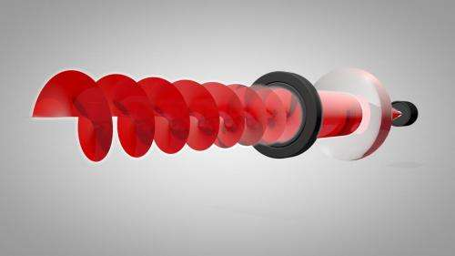 New technology enables ultra-fast steering and shaping of light beams