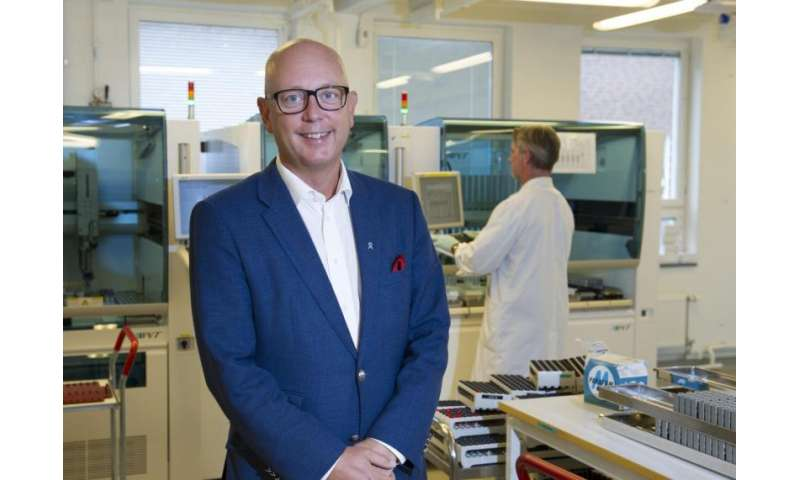 New test for prostate cancer significantly improves prostate cancer screening